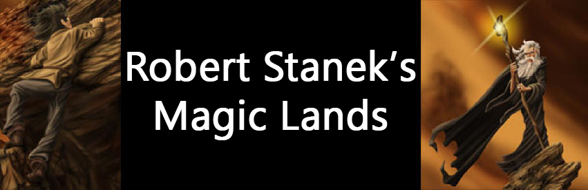 Magic Lands by Robert Stanek